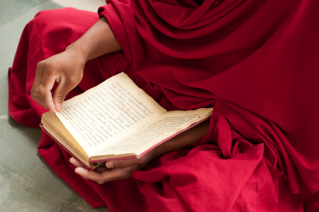 Top 5 Buddhist Books for Newbies & Beginners