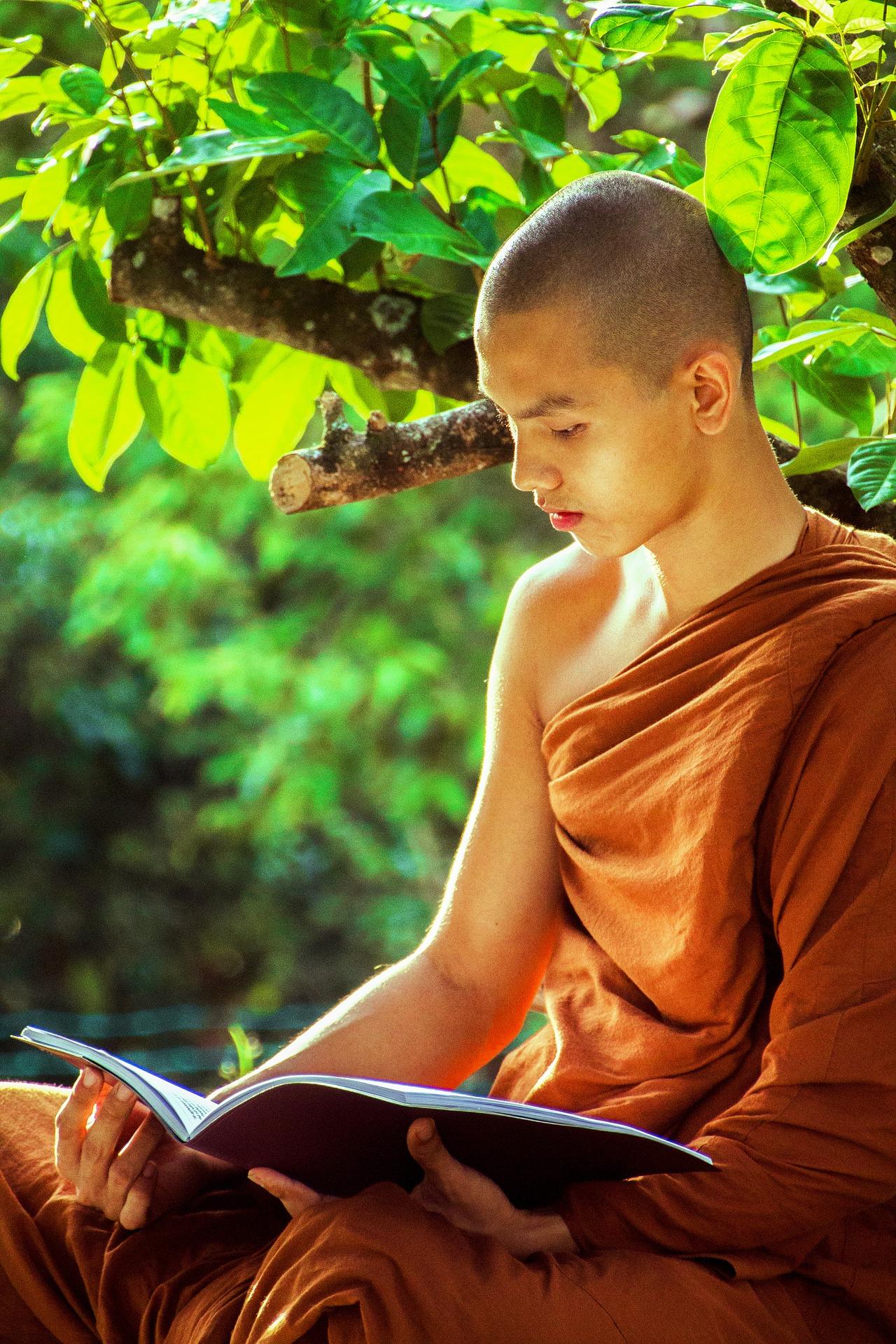Gay buddhist