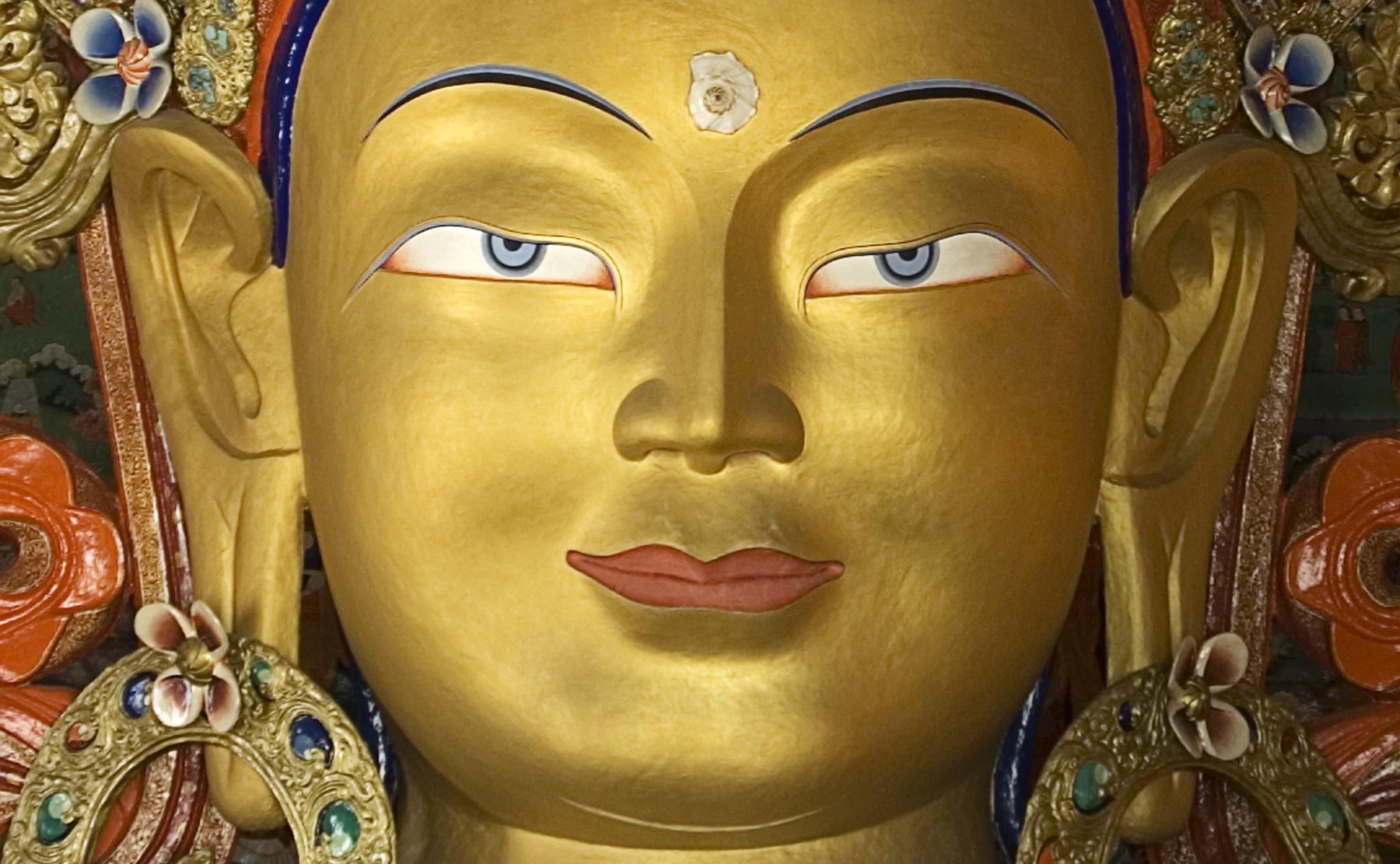 Back To The Future Buddha Maitreya Alan Peto